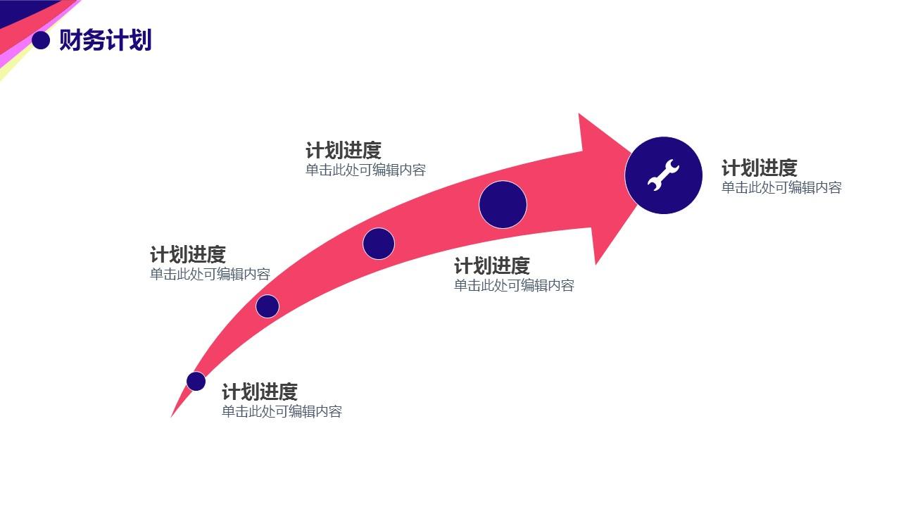 简洁商务通用项目策划PPT下载_预览图21