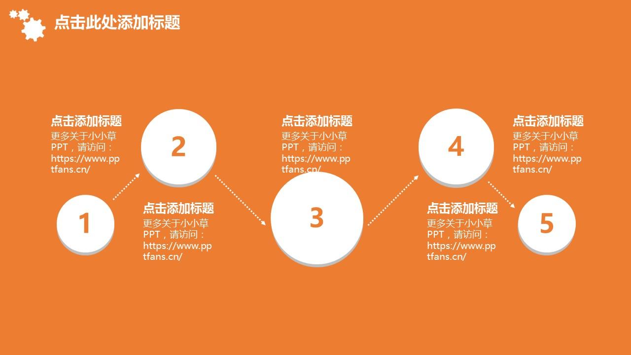 企业人力资源管理汇报PowerPoint模板下载_预览图15