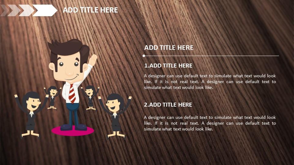 卡通动漫系列商务汇报PowerPoint下载_预览图23