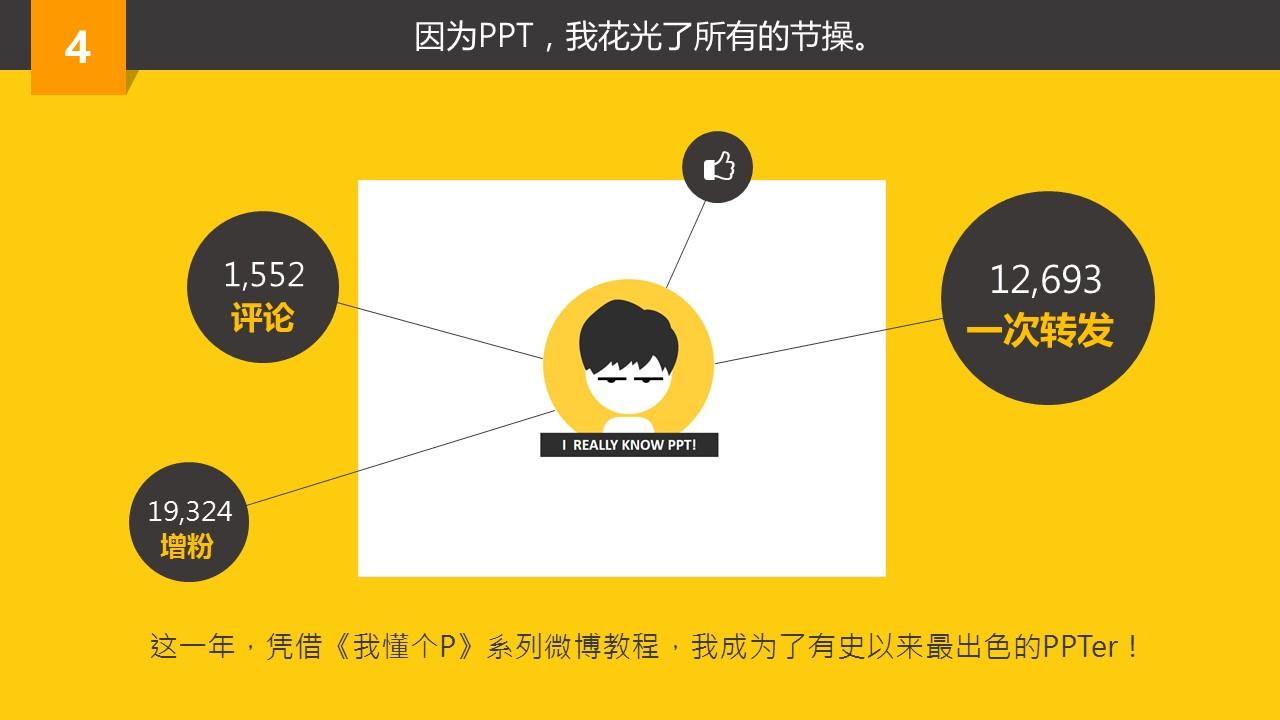 多色搭配个人职业规划动漫风格PPT模板下载_预览图12