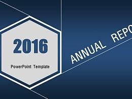 年终总结报告商务通用PPT模板下载