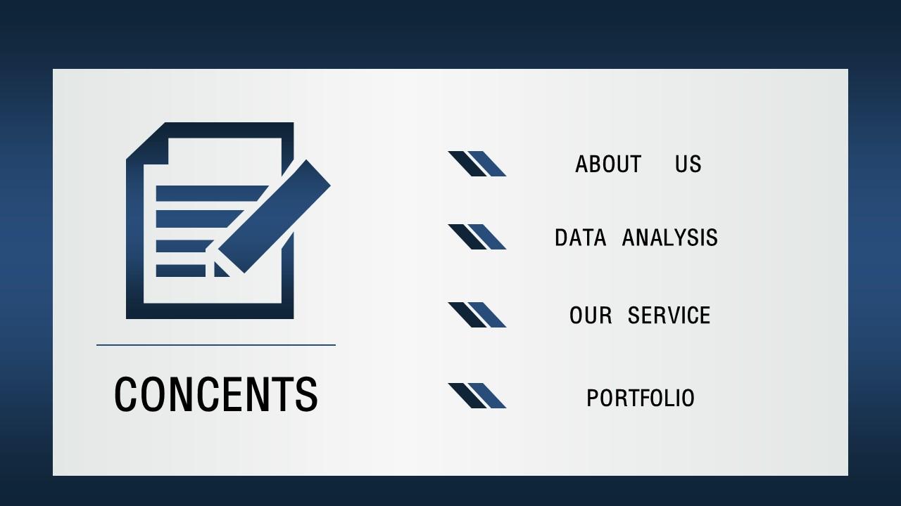 年终总结报告商务通用PPT模板下载_预览图2