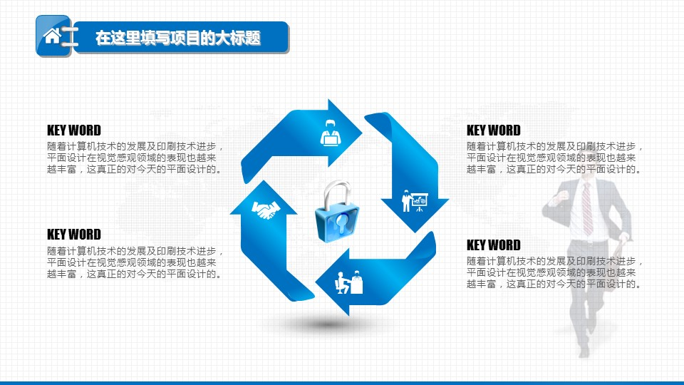 电子商务年终工作总结汇报PPT模板下载_预览图4