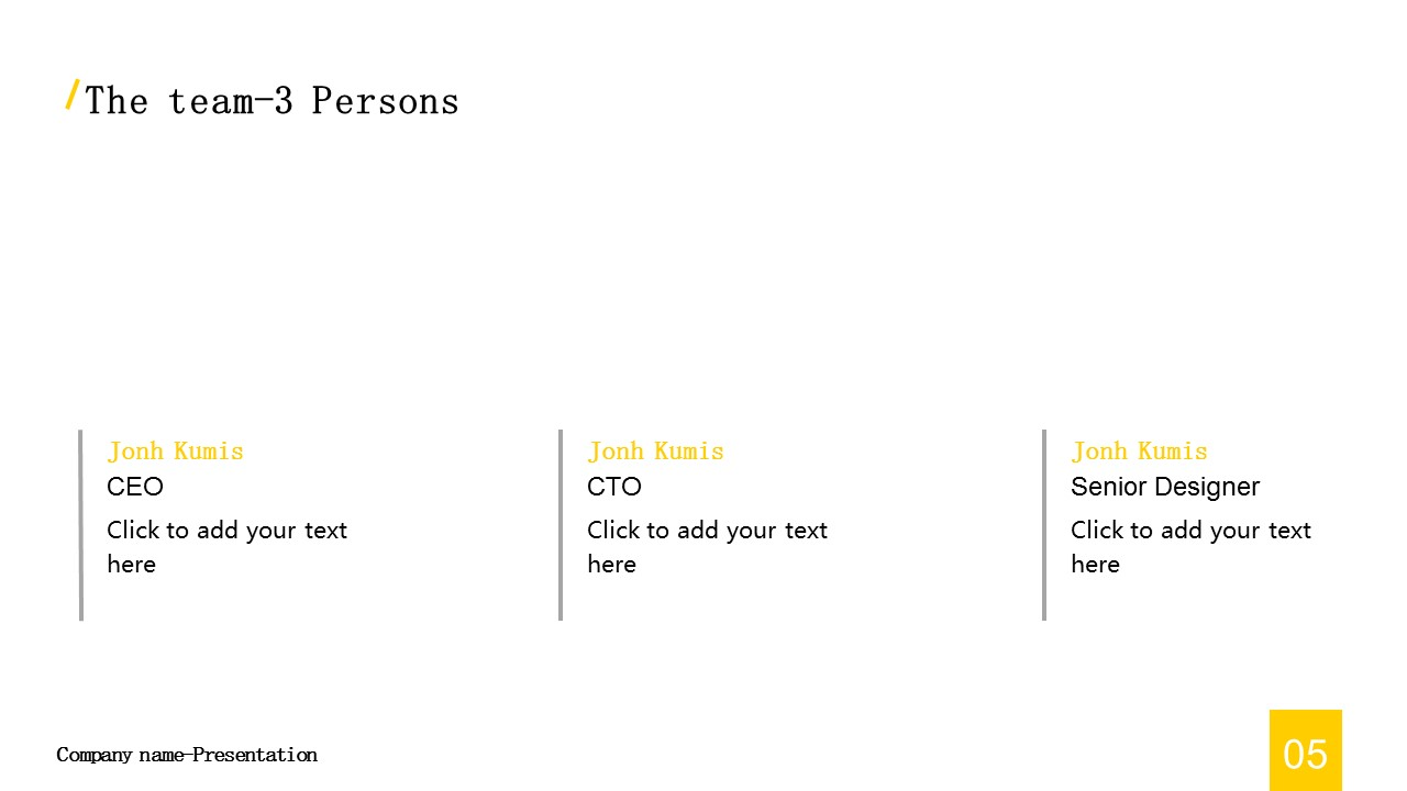 商务汇报工作总结简洁模板PowerPoint下载_预览图5
