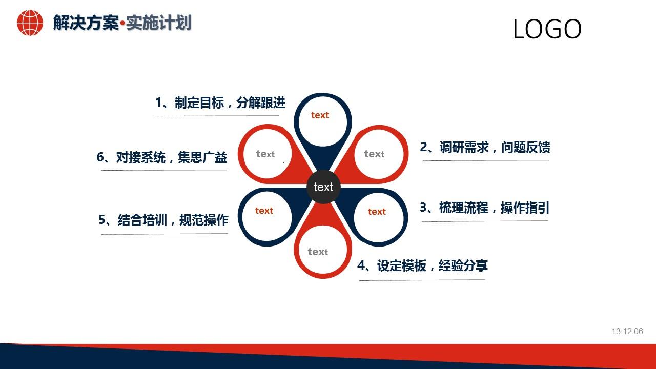 企业项目规划PPT模板下载_预览图9