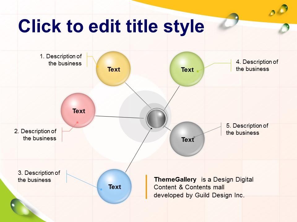 多彩英文课件PowerPoint模板下载_预览图6