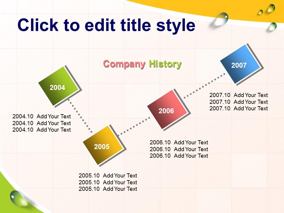 多彩英文课件PowerPoint模板下载_预览图19