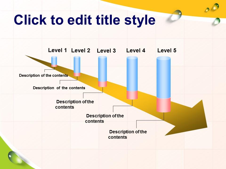 多彩英文课件PowerPoint模板下载_预览图9