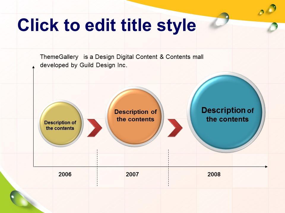 多彩英文课件PowerPoint模板下载_预览图7
