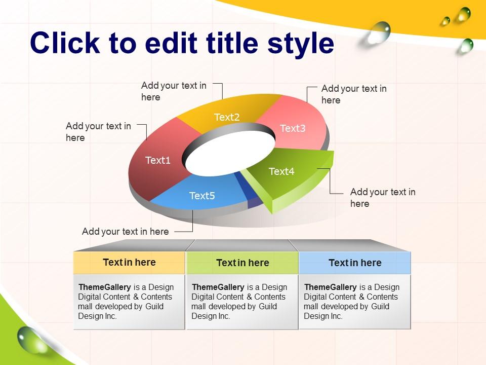 多彩英文课件PowerPoint模板下载_预览图15