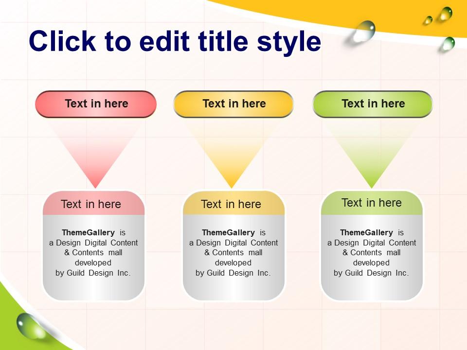 多彩英文课件PowerPoint模板下载_预览图13