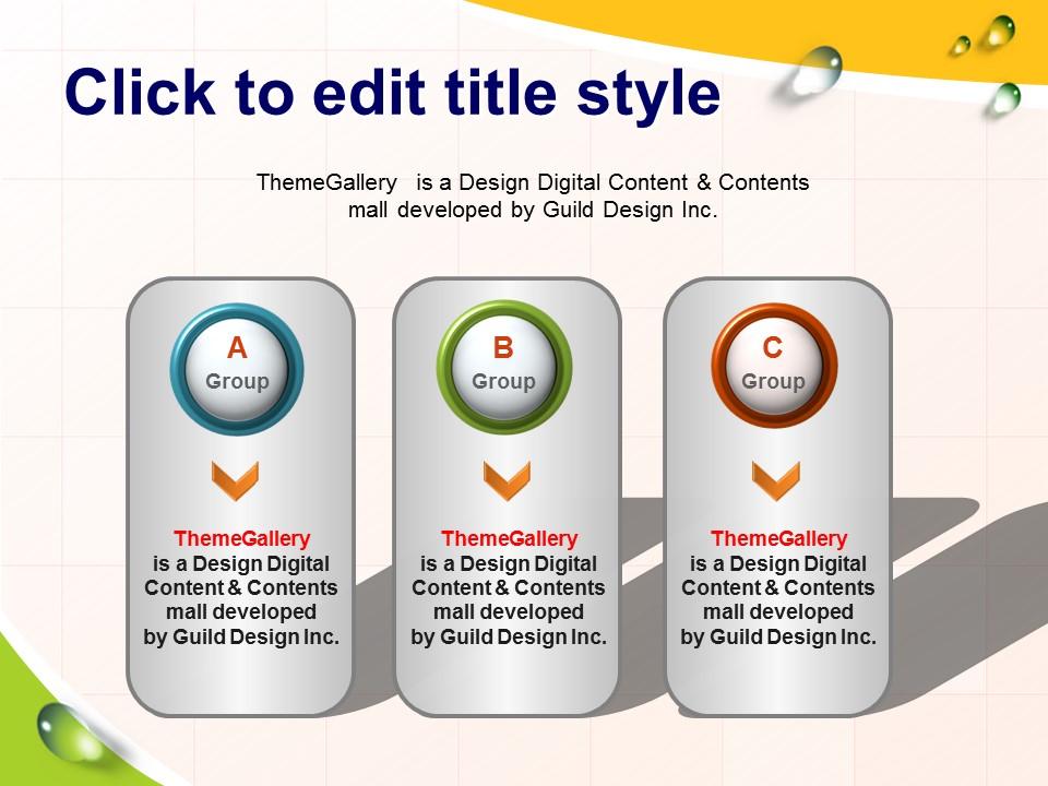 多彩英文课件PowerPoint模板下载_预览图10