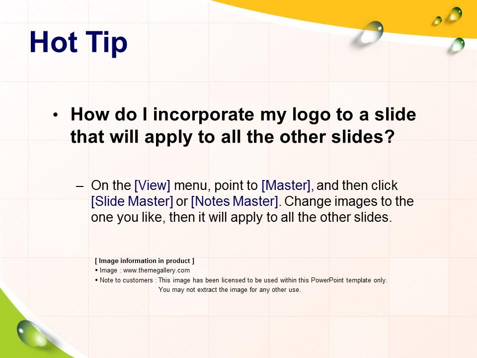 多彩英文课件PowerPoint模板下载_预览图3