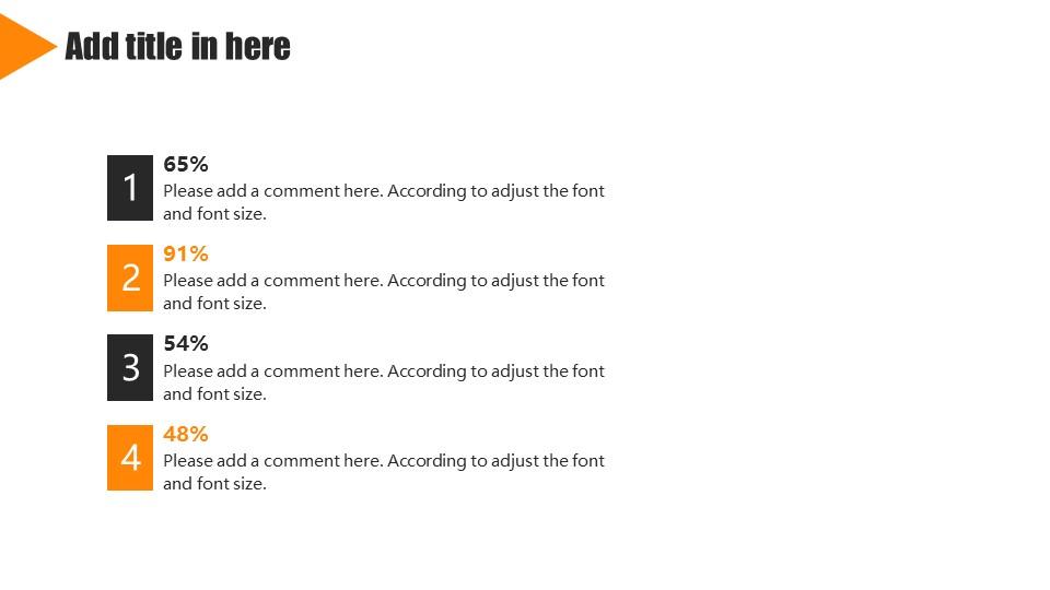 橙色系商务通用PowerPoint模板下载_预览图19