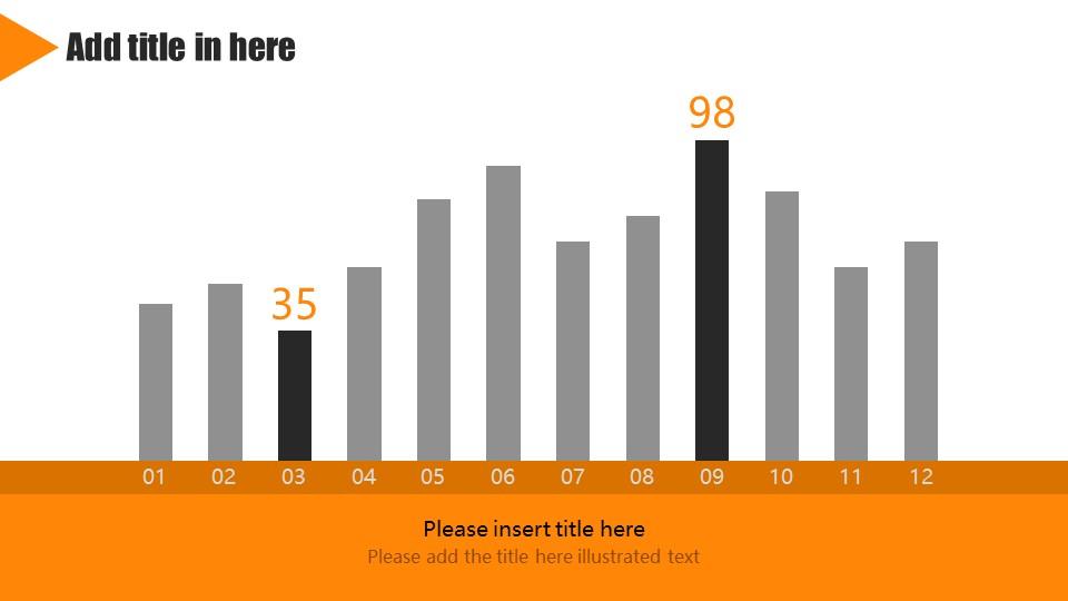 橙色系商务通用PowerPoint模板下载_预览图30
