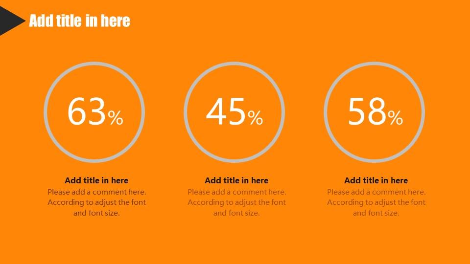 橙色系商务通用PowerPoint模板下载_预览图23