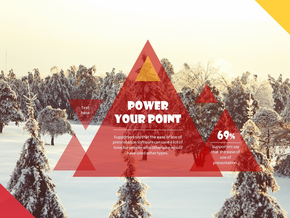 圣诞节主题PPT模板下载_预览图17