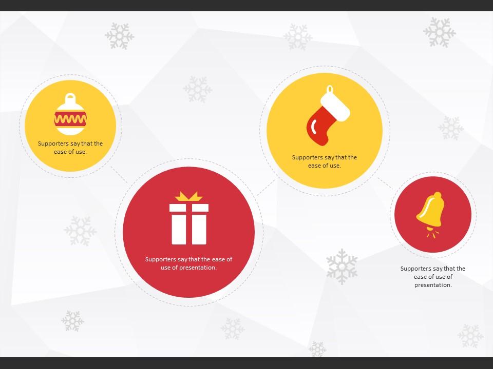 圣诞节主题PPT模板下载_预览图7