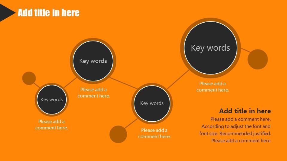 橙色系商务通用PowerPoint模板下载_预览图20