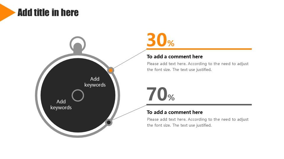 橙色系商务通用PowerPoint模板下载_预览图14