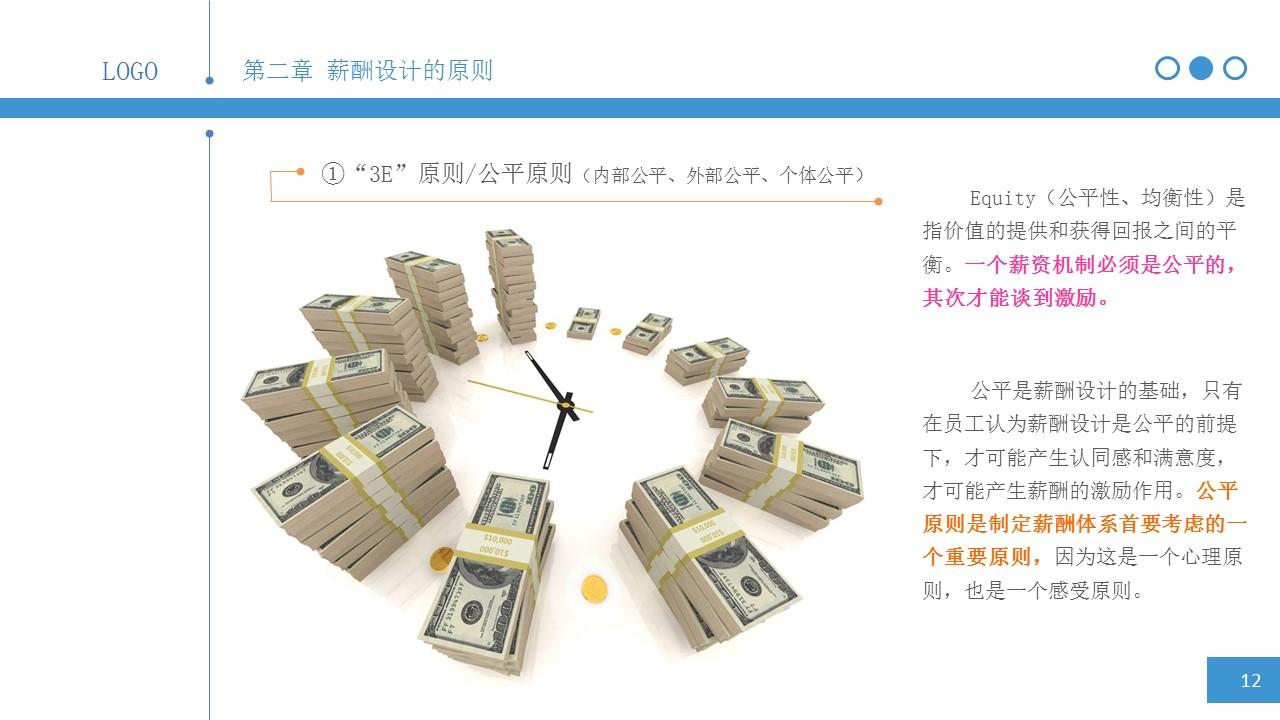 简明薪酬设计PPT下载_预览图12