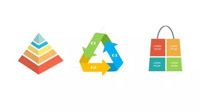 教你内容少如何用色块让PPT变得漂亮与高端