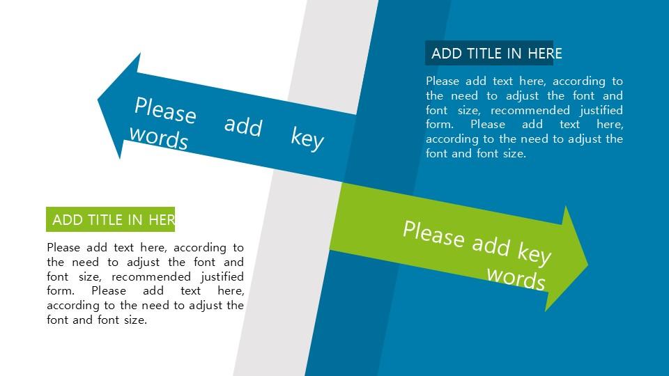 蓝色系项目策划PowerPoint模板下载_预览图6