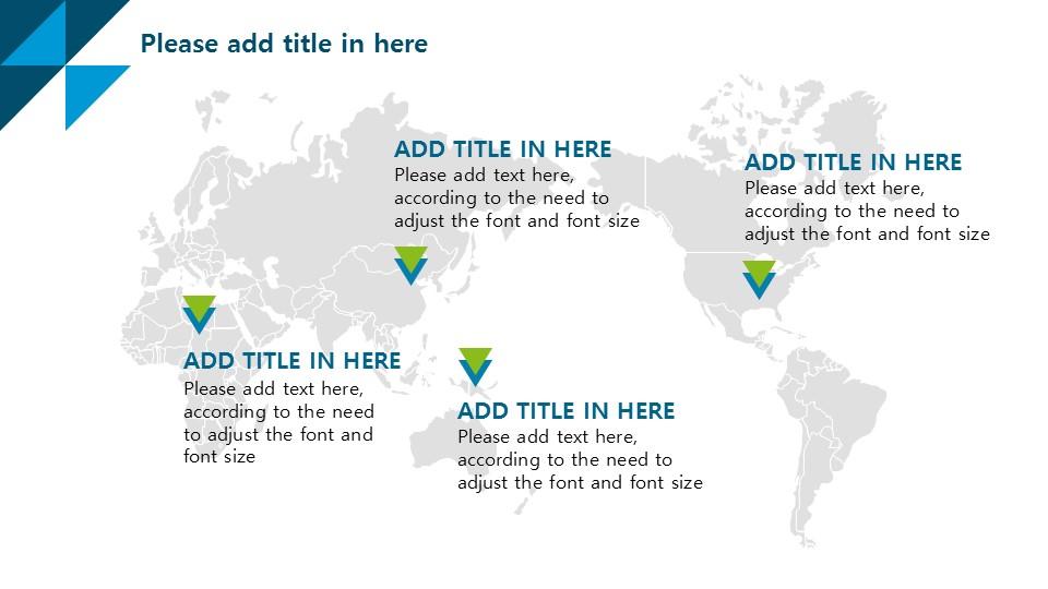 蓝色系项目策划PowerPoint模板下载_预览图19