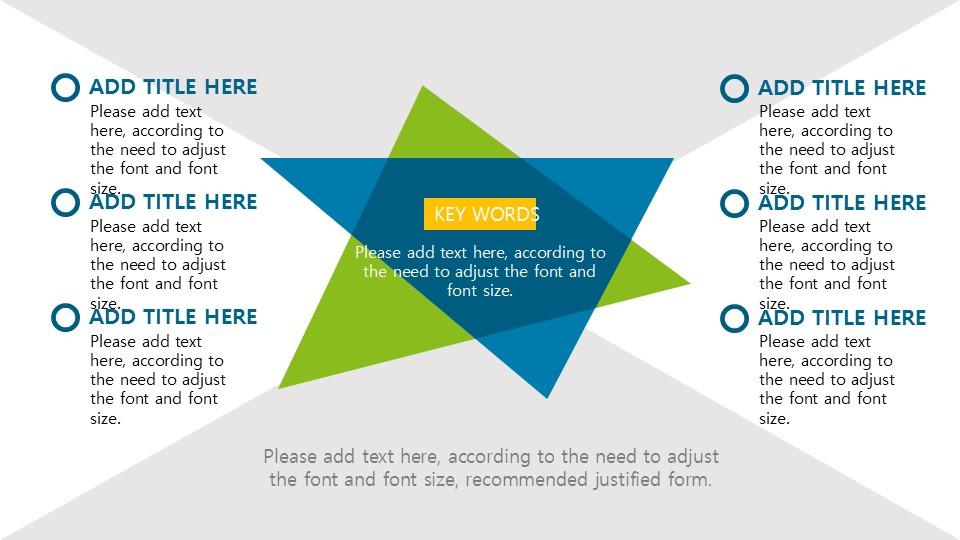 蓝色系项目策划PowerPoint模板下载_预览图9