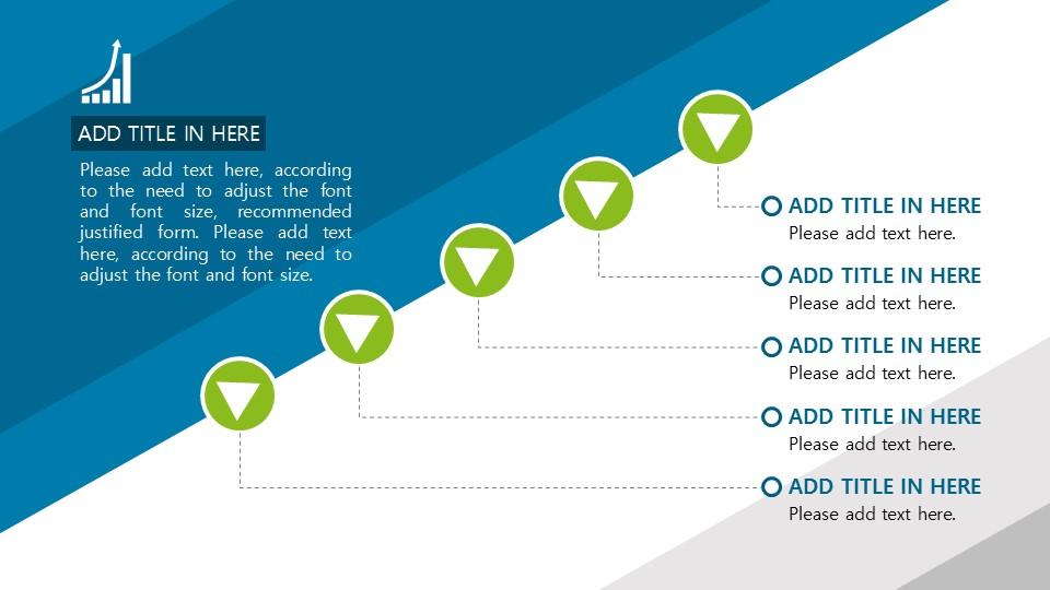 蓝色系项目策划PowerPoint模板下载_预览图11