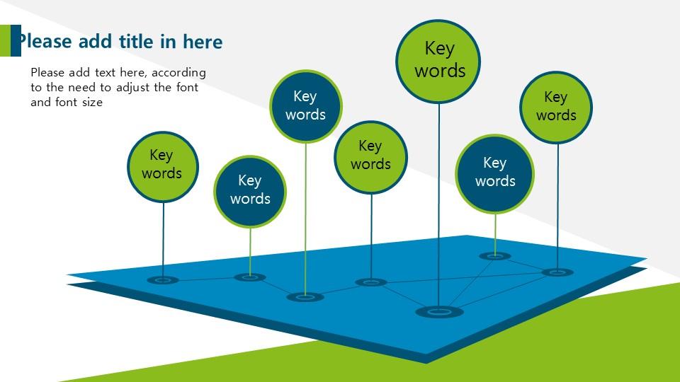 蓝色系项目策划PowerPoint模板下载_预览图4