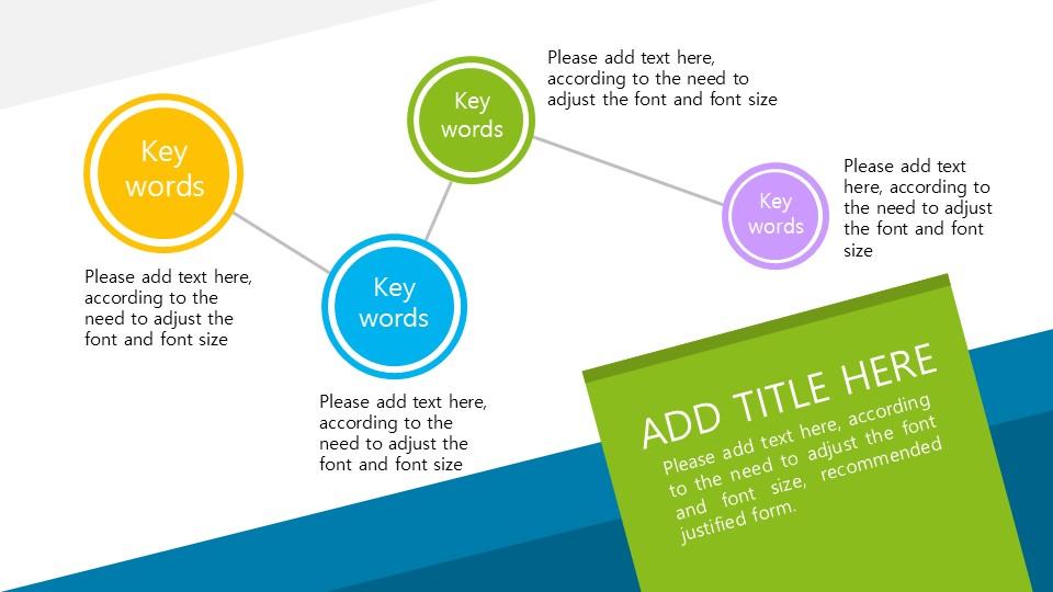 蓝色系项目策划PowerPoint模板下载_预览图5