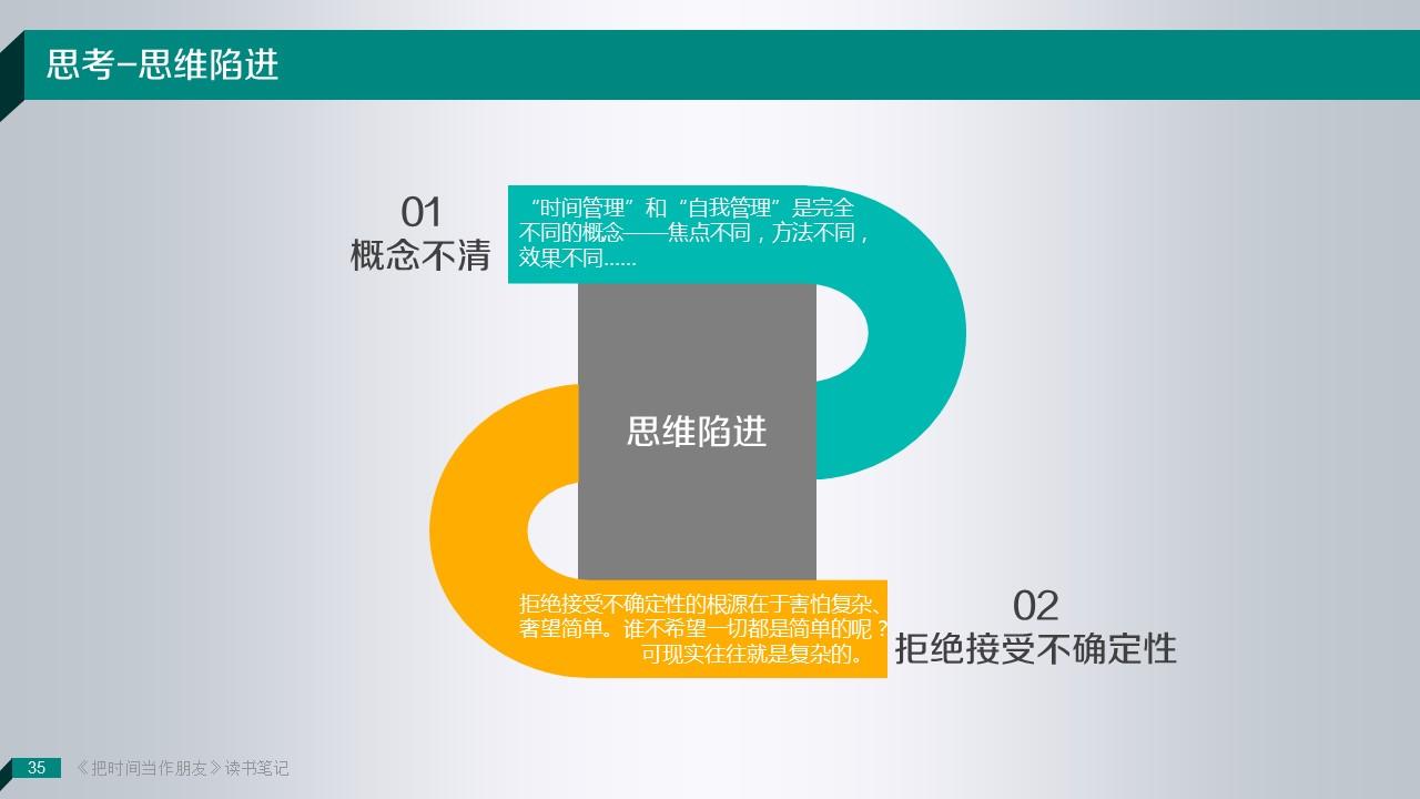 读书笔记类PowerPoint模板下载_预览图35