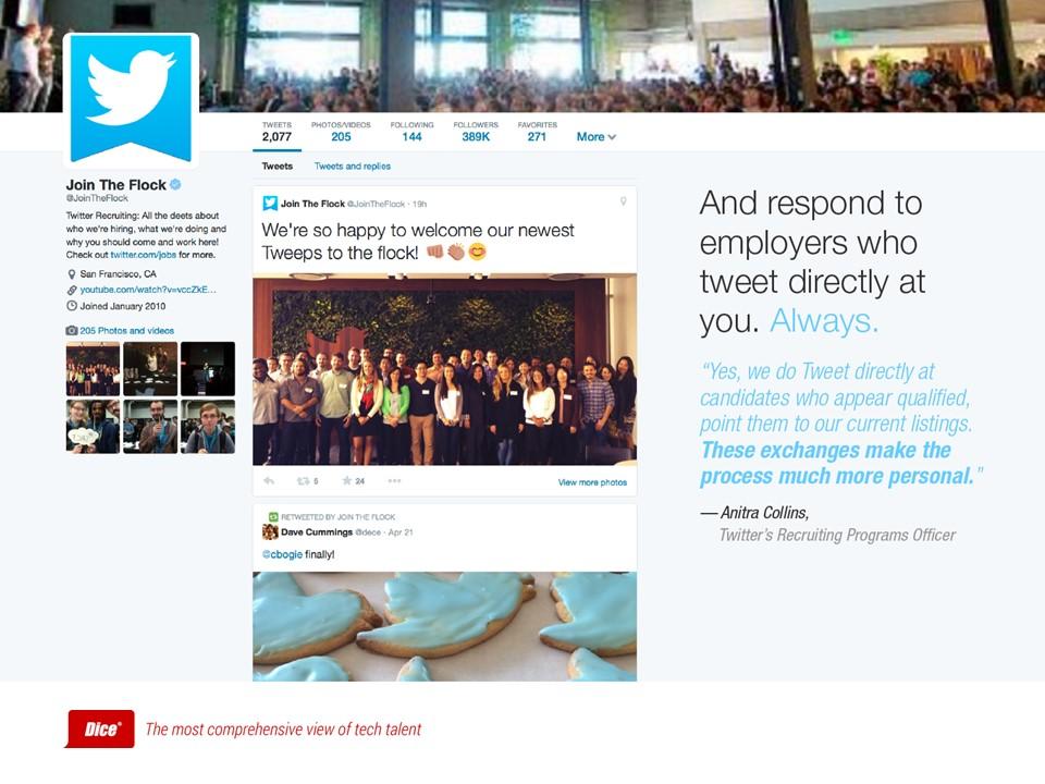 利用社交媒体求职的方案PPT模板下载_预览图19