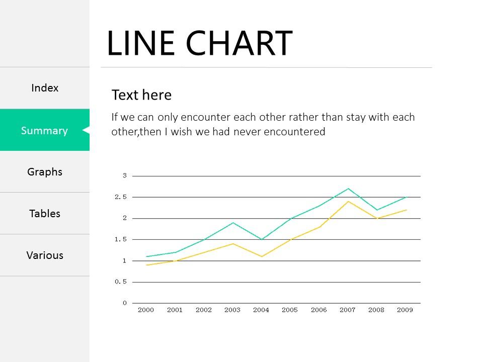 绿色简洁通用商务PPT模板下载_预览图4