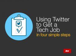 利用社交媒体求职的方案PPT模板下载