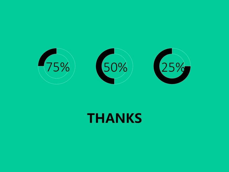 绿色简洁通用商务PPT模板下载_预览图10
