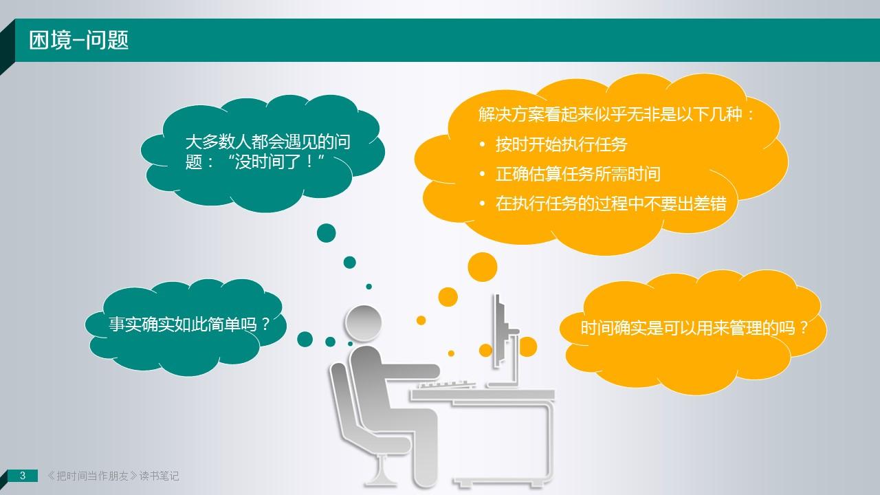 读书笔记类PowerPoint模板下载_预览图3