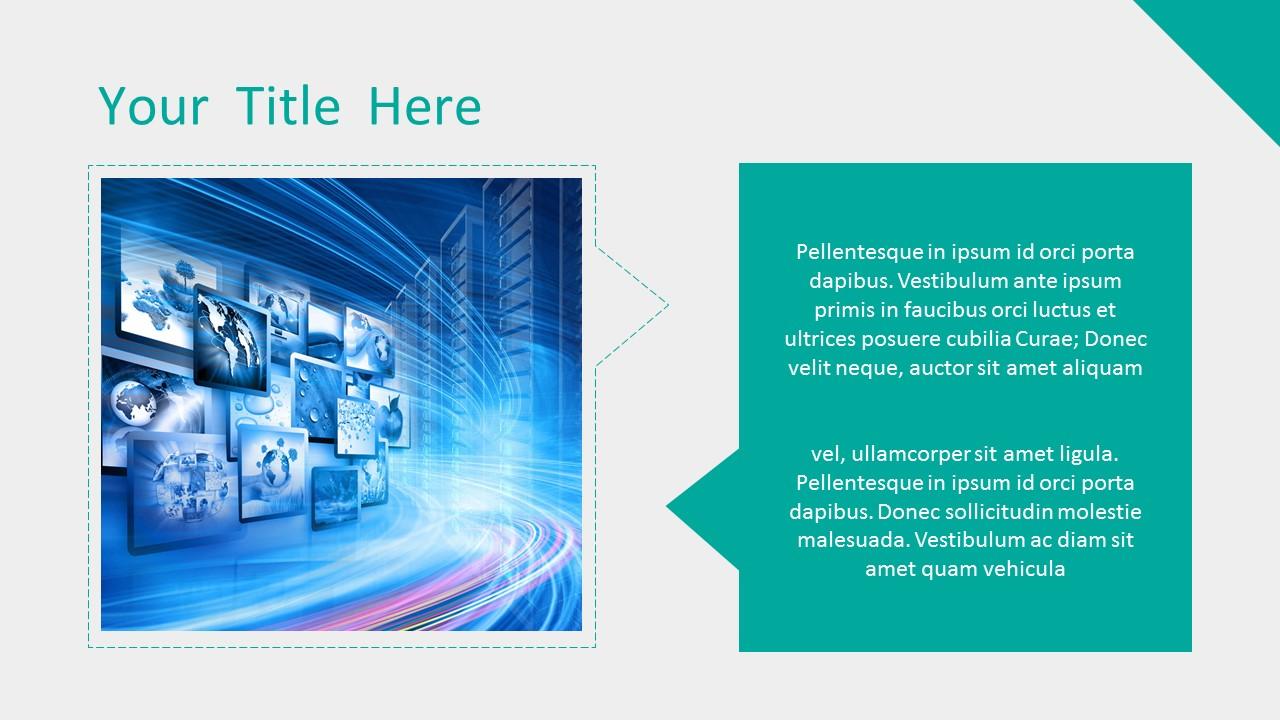 绿色系简洁商务PPT模板下载_预览图4