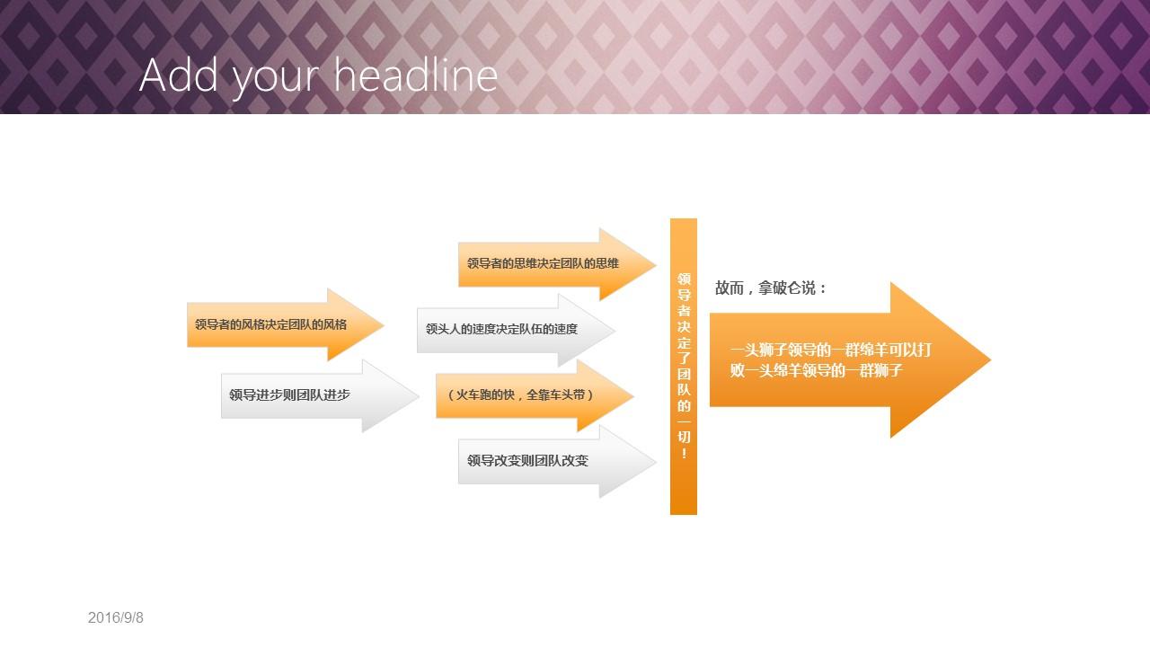 高贵渐变紫商务PPT模板下载_预览图22