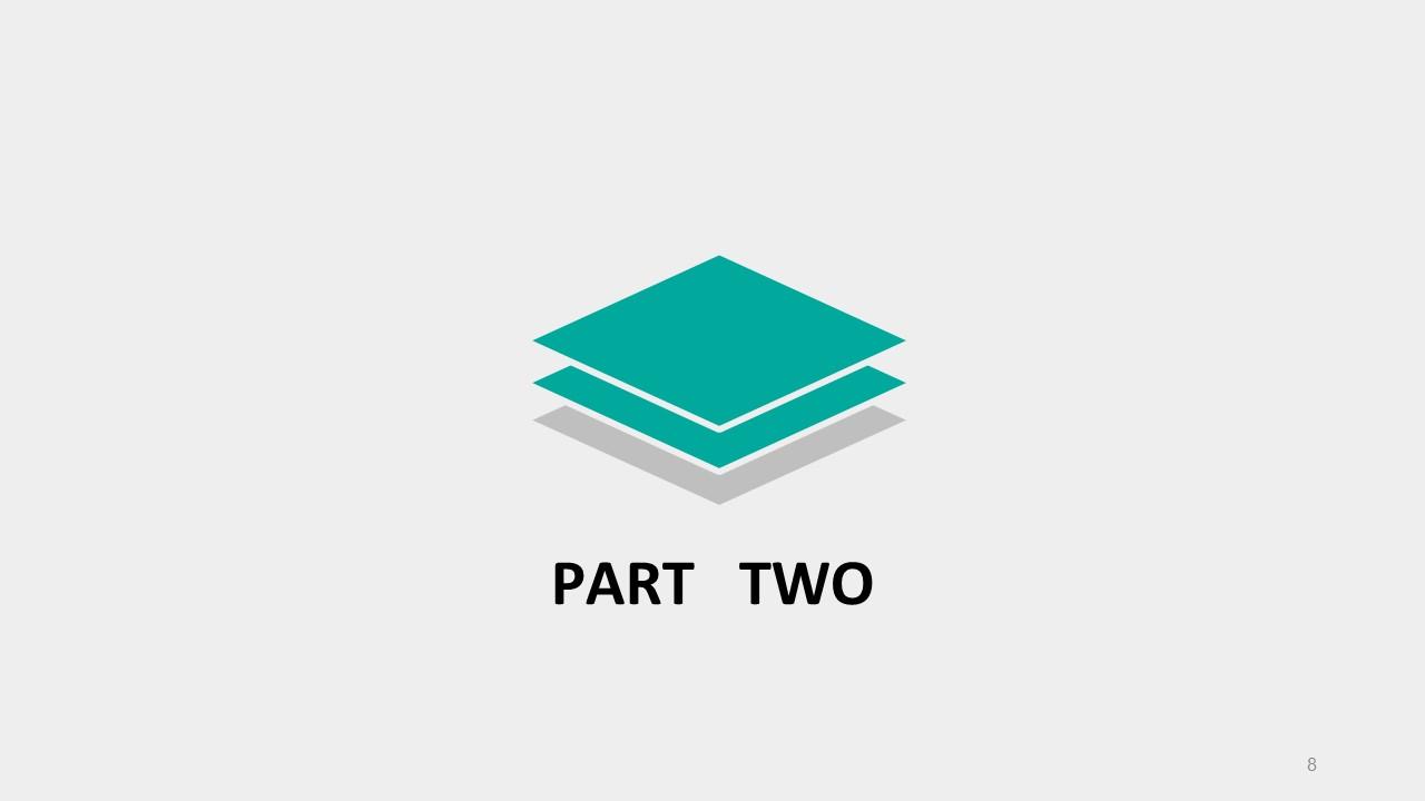 绿色系简洁商务PPT模板下载_预览图8