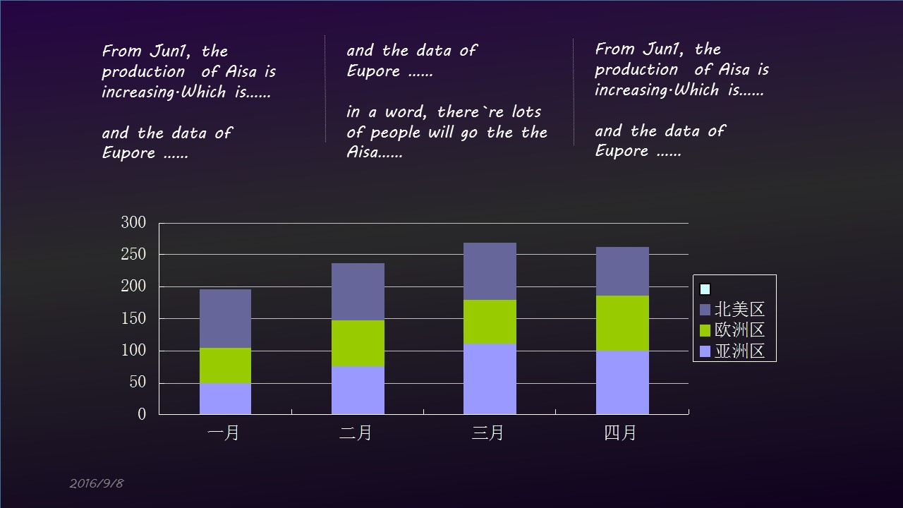 高贵紫色音乐之声PPT模板下载_预览图7