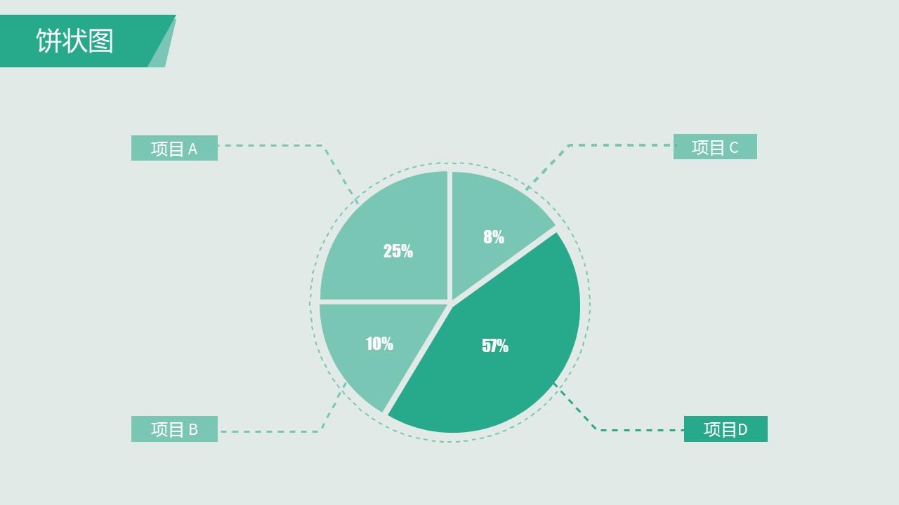 个人工作计划安排PowerPoint模板下载_PPT设计教程网