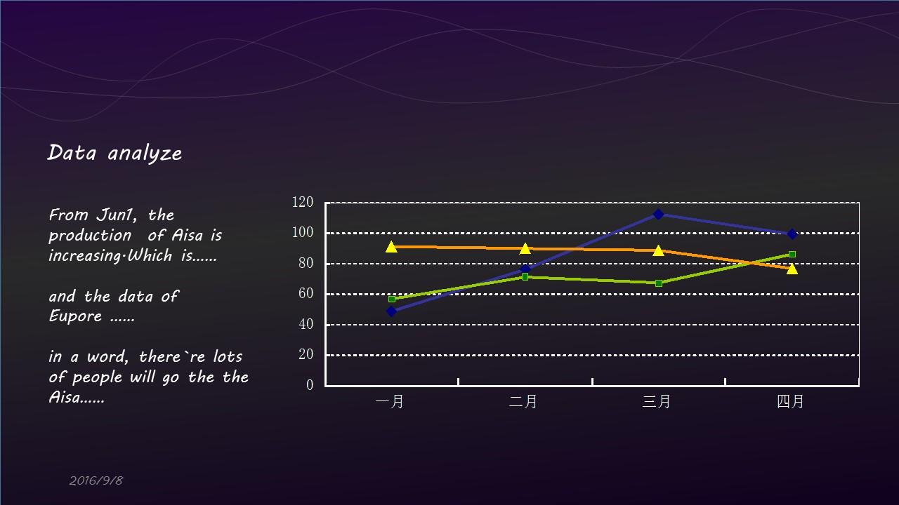 高贵紫色音乐之声PPT模板下载_预览图12