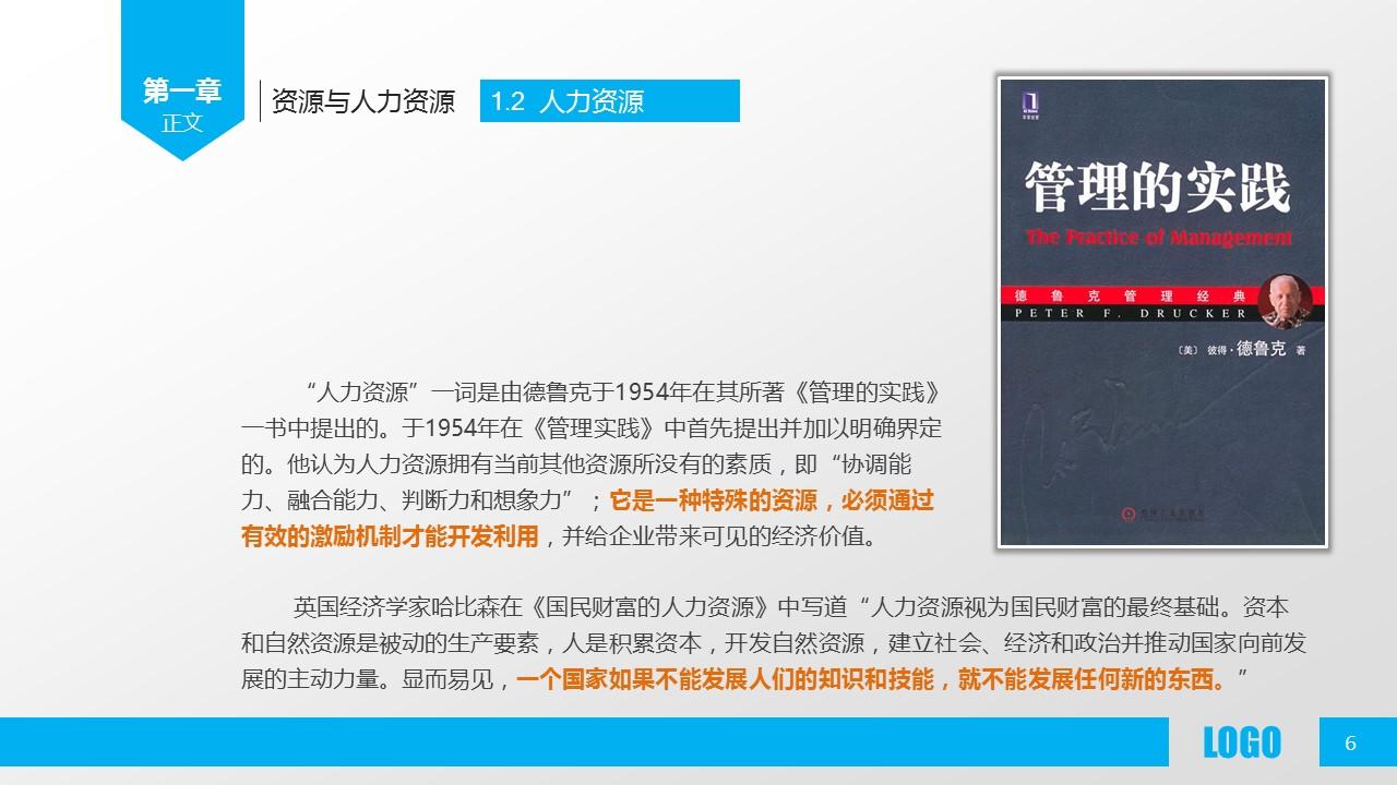 企业人力资源管理PPT模板下载_预览图6