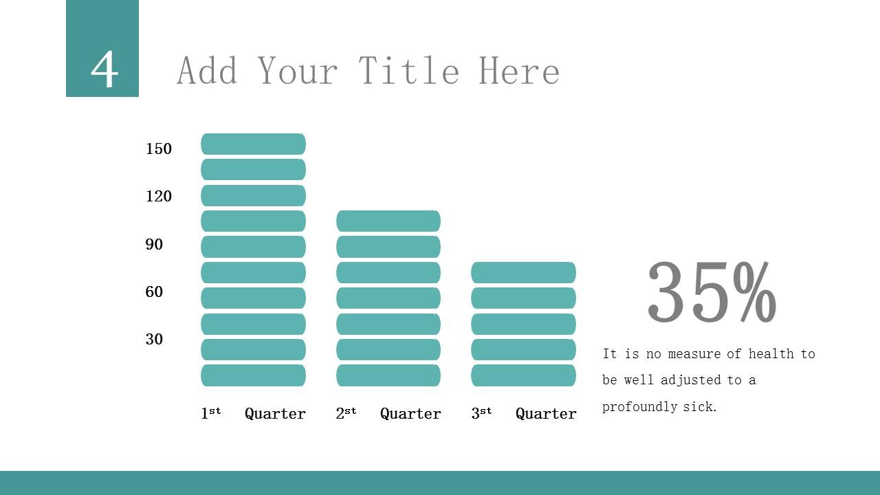 绿色系简易商务PPT模板下载_预览图8