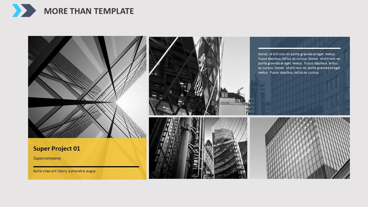 公司简介时尚商务PPT模板_预览图17