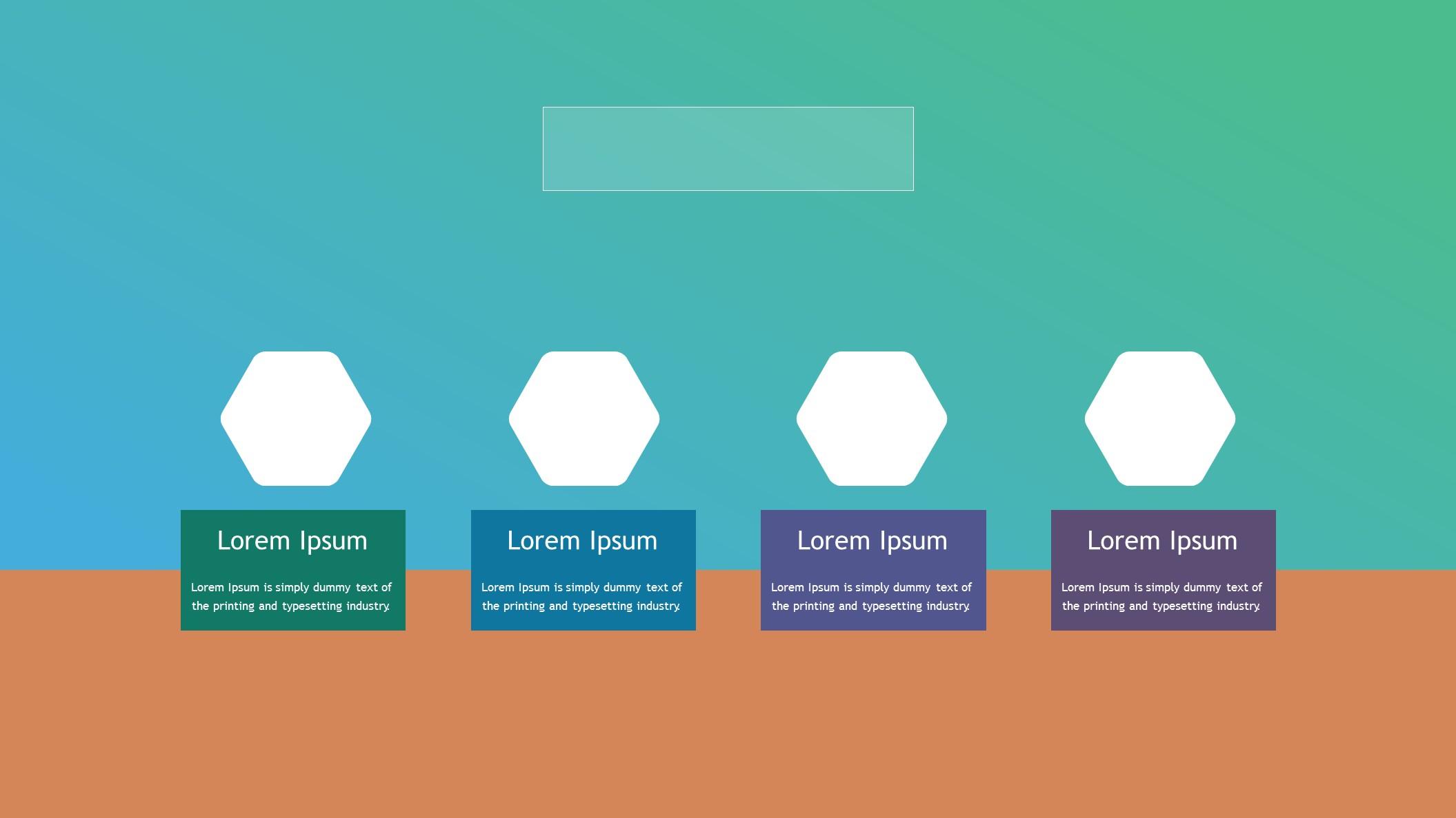色块拼接时尚商务PPT模板下载_预览图7