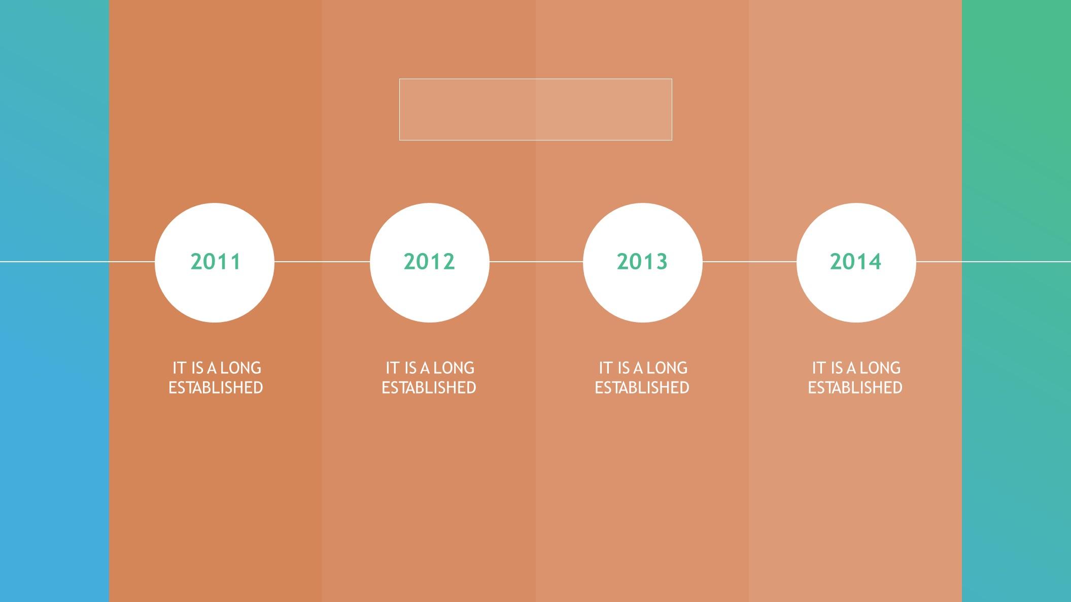 色块拼接时尚商务PPT模板下载_预览图20