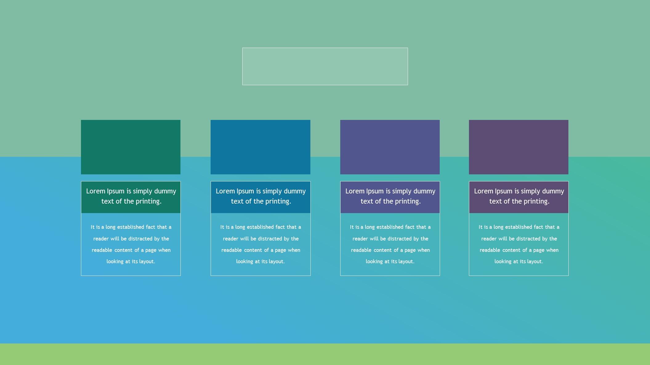 色块拼接时尚商务PPT模板下载_预览图15